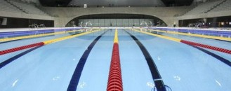 London Aquatis Center Completed for the Olympic Games in 2012