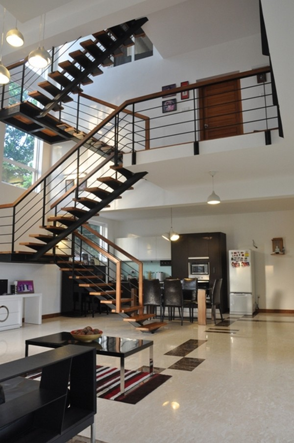 Skills And Passion For Architecture Home In Sri Lanka By Channa