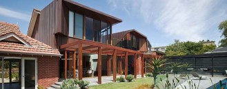 Modernising a Suburban Mansion: Grace Darling House