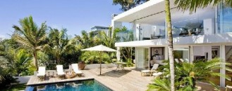 Exotic and Inspirational Home in New Zeeland: Takapuna House