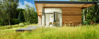 Affordable and Versatile Sommerhaus Piu Prefab Vacation Home