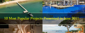 Top 10 Most Popular Projects Presented in June 2011