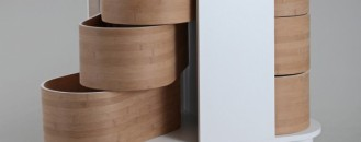 Hiding Your Mess the Clever Way: Peekaboo Dresser