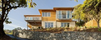 Faultless Design and Energy Efficiency: Tiburon Bay House