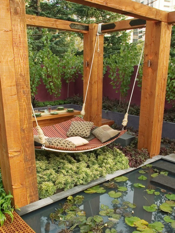 30 Outdoor Canopy Beds Ideas For A Summer