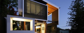 Volumes and Voids: Browne Street House by Shaun Lockyer Architects