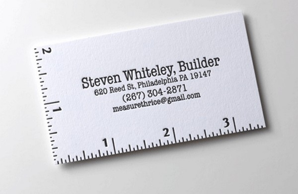 40 Architects Business Cards For Delivering Your Message The