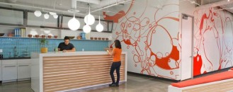 Not Your Regular Workspace: Dreamhost Office in Brea, California