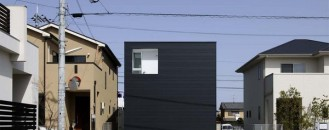 Ingenious Japanese Design: Minimalist House of Kashiba