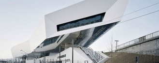 Dynamic, Exciting and Architecturally Intriguing: Porsche Museum in Stuttgart