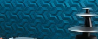 Three-Dimensional Decorative Tiles: The Versatile Collection