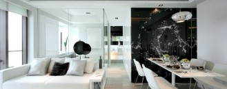 Black & White Inspiration: 35 Contemporary Decors Opening Up A World of Ideas