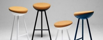 """Stool Inspired by a Bird's Nest: """"Boet"""" by Note Design Studio"""