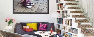 Colorful Apartment Exploding With Energy and Good Taste in Barcelona
