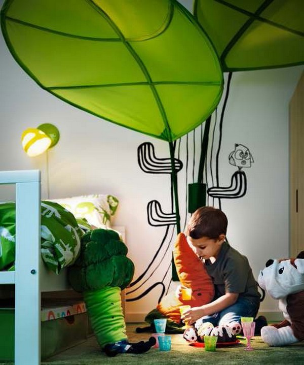 Serenity Now Ikea Shopping Trip And Home Decor Ideas: Best IKEA Children's Room Design Ideas For 2012