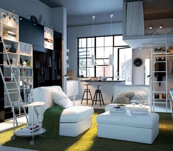 stunning Ikea Room Design Ideas Part - 6: Collect this idea Best IKEA Living Room Designs for 2012
