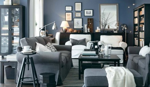 Ikea Living Room >> Best Ikea Living Room Designs For 2012 Freshome Com