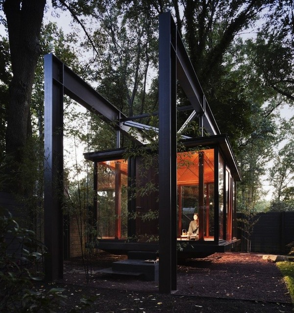 The Sun House By Guz Architects A Hevean Of Green In: 10 Most Popular Projects Presented In August 2011