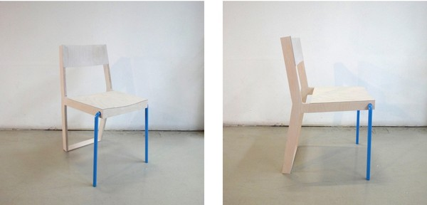 A Simple Yet Cool Design 95 Wood Chair By Remmelt Dirksen