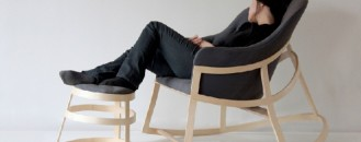 Defined by Grace: Dancing Chair by Constance Guisset
