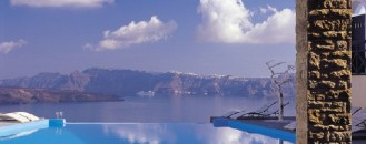 Getaway Taken To Remarkable Romantic Heights: Astarte Suites, Santorini