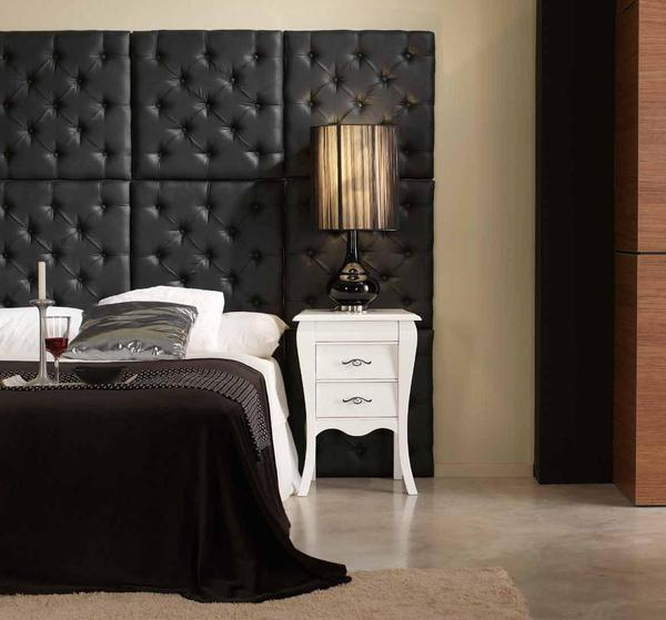 Collect This Idea Black Capitone Wall Panel From Dreamwall