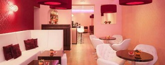 Glamorous Fashion Bar in Germany by Berlin Rodeo
