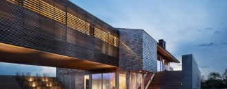 Horse Ranch Turned Into Contemporary Home by Bates Masi Architects