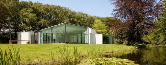 Sun-Flooded Sustainable Dream Home in the Netherlands: Villa 4.0