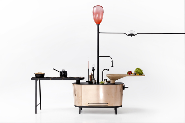 The Microbial Home by Philips Helps Turn Domestic Waste Into Fuel