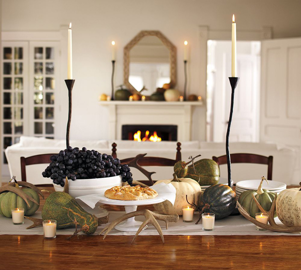 How To Treat Your Halloween Home With Festive Decor