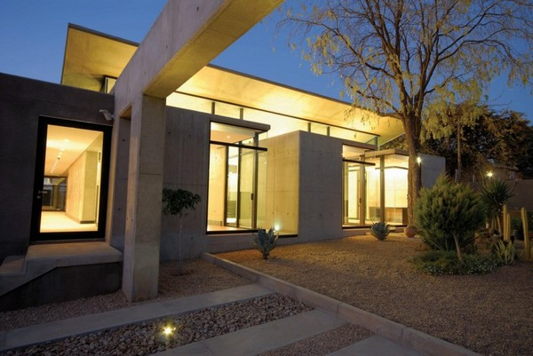 Intriguing Office Building Design in Namibia by Wasserfall