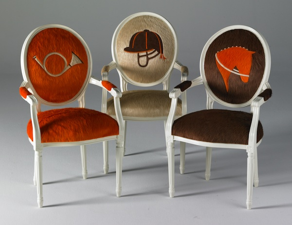 Colourful Cowhide Creations by Kyle Bunting
