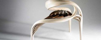 Joseph Walsh's Exceptional Enignum Chairs Collection