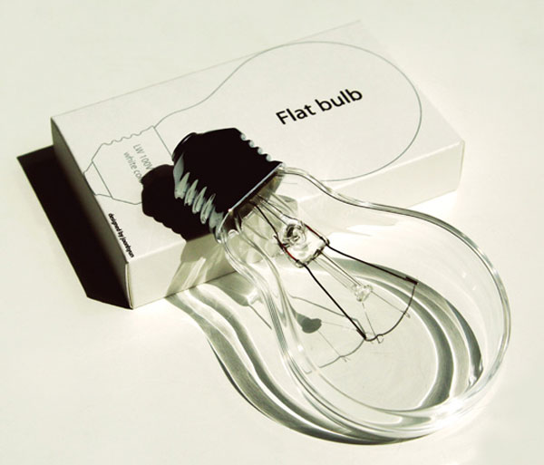 Dependable Manipulation of a Well-Known Design: Flat Bulb