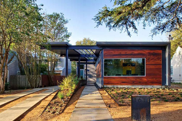 Home of an Artist: Laurie Frick Residence in Texas