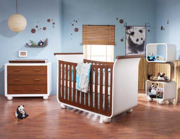 20 Cheerful Nurseries To Inspire Your Baby's Room