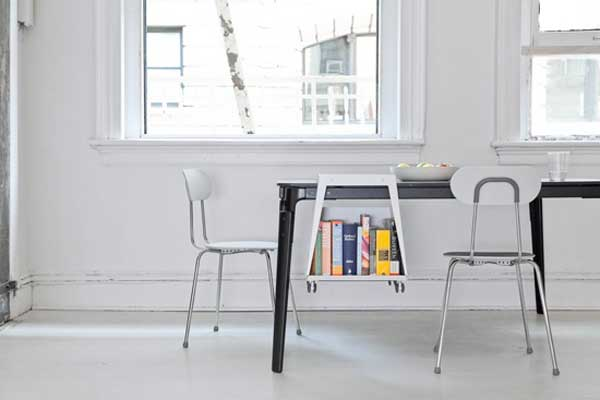 A Modern Home Office Built From a Storage Unit