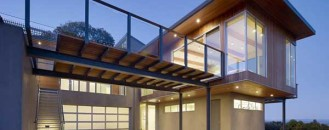 LEED Platinum House in San Francisco: Tiburon Bay House