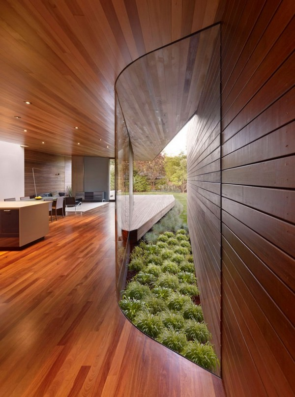 Interior Wooden Wall Design