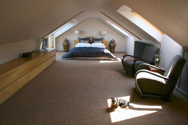 39 Attic Rooms Cleverly Making Use Of All Available Space Freshome Com