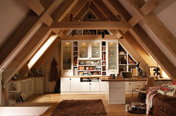 39 attic rooms cleverly making use of all available space freshome com rh freshome com