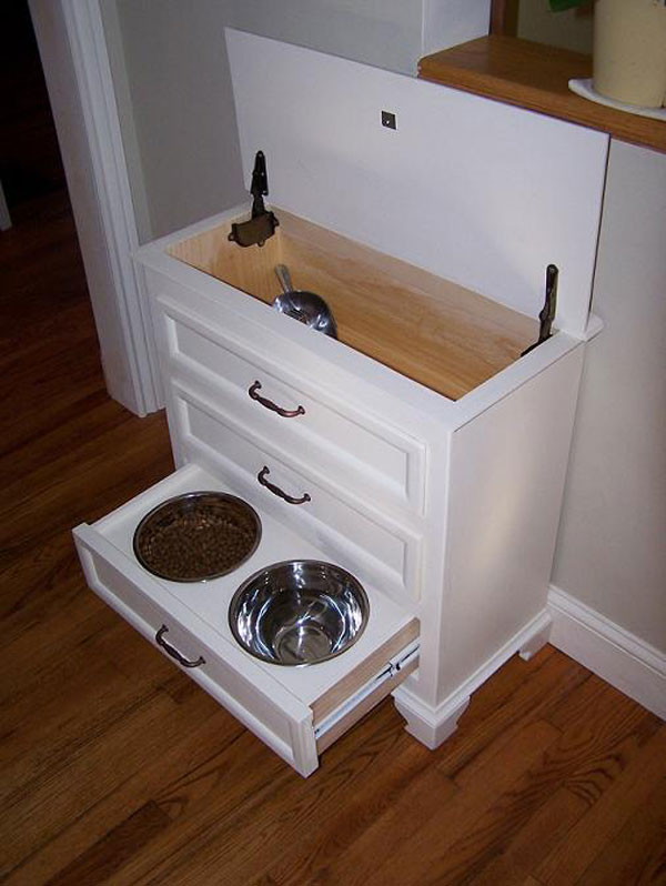 Bailey Pet Furniture With Hidden Storage Crazy Or Practical