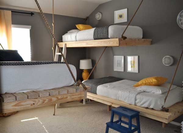 30 Fresh Space Saving Bunk Beds Ideas For Your Home Freshome Com