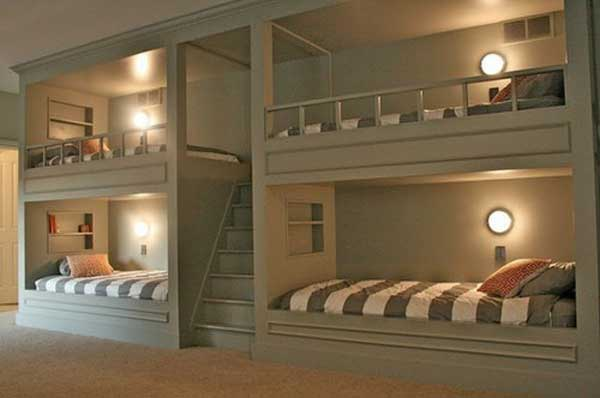 30 fresh space saving bunk beds ideas for your home freshome com rh freshome com dorm room bunk bed ideas box room bunk bed ideas