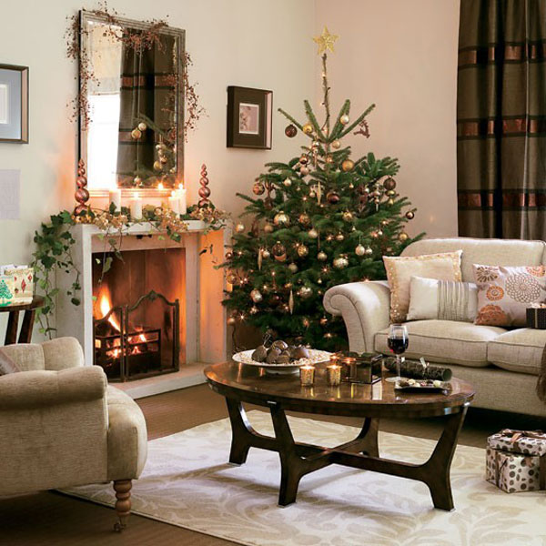 Collect this idea - 33 Christmas Decorations Ideas Bringing The Christmas Spirit Into