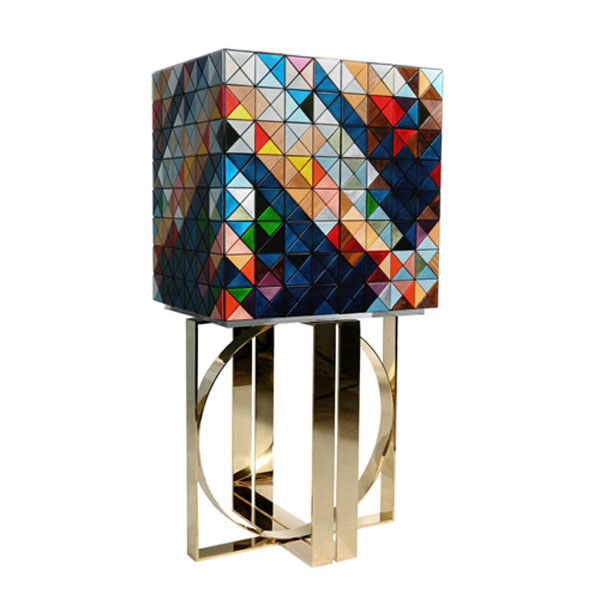 Colour League Trend - Pixel Cabinet from Boca do Lobo