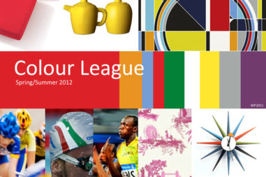 Colour League trend inspired by the Olympics
