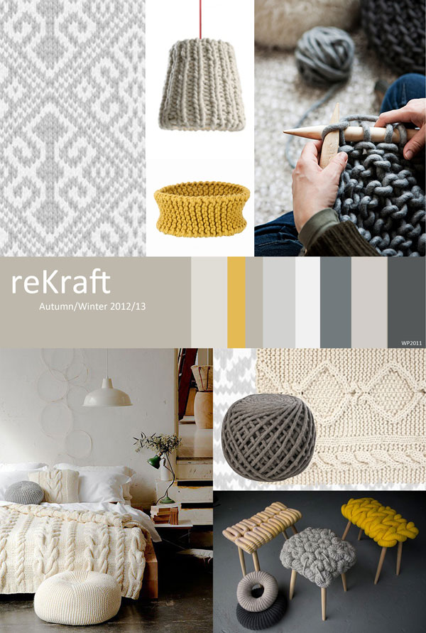 reKraft Trend inspired by handmade and upcycling