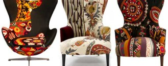 Distinguished Color Palette Adorning the Xalcharo Chair Collection